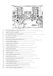 Yes/no questions worksheets
