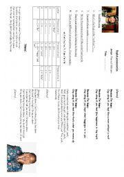 Pronunciation worksheets