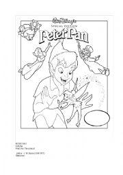 Peter Pan worksheets