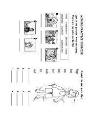 Movers exams worksheets