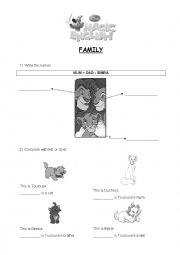 Magic english worksheets