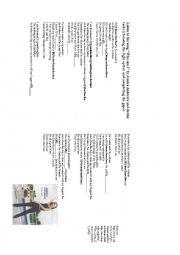 Ice breakers worksheets