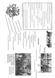 Jumanji worksheets