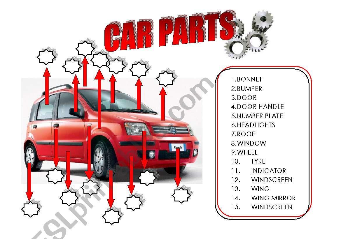 Car Parts 1 2
