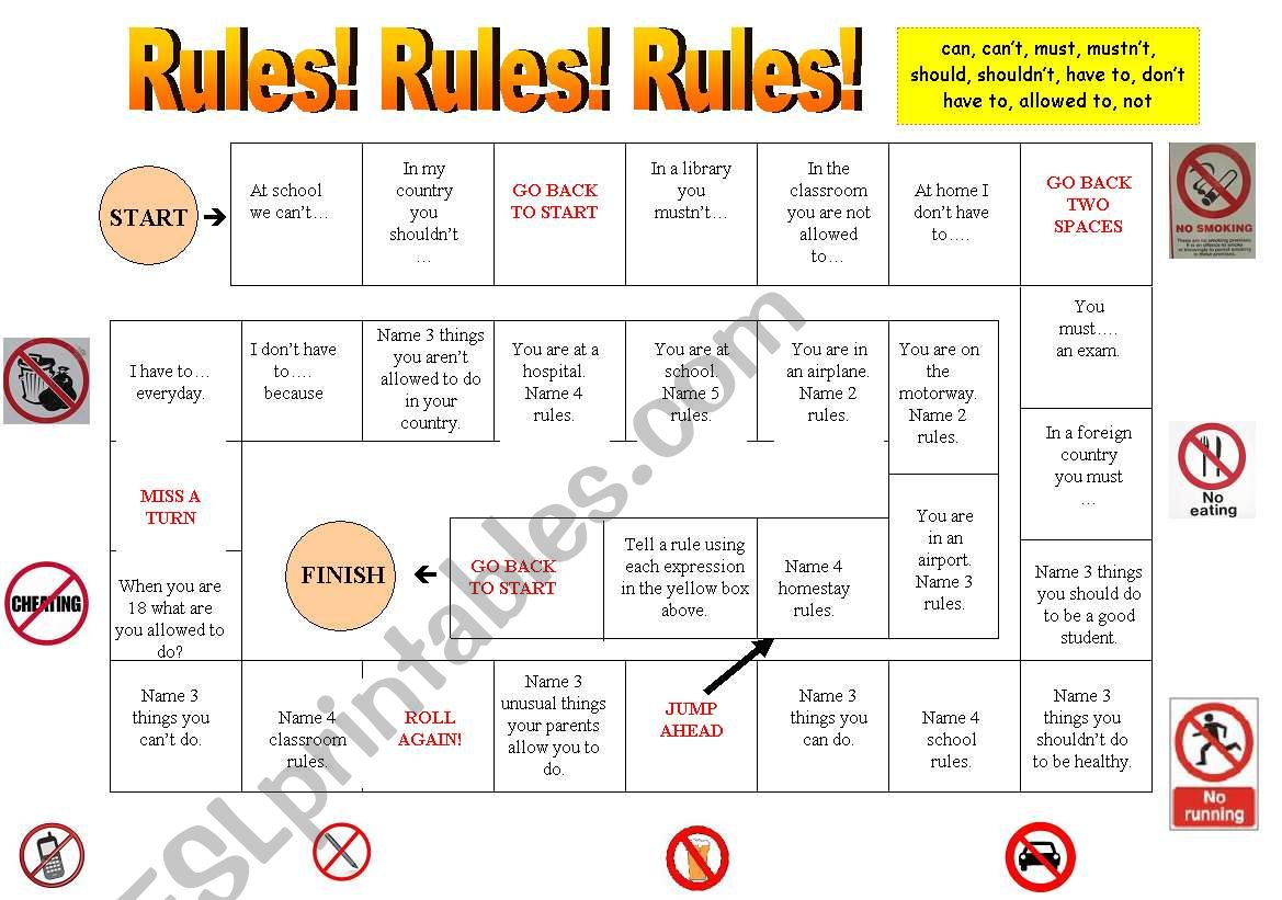 Rules Game