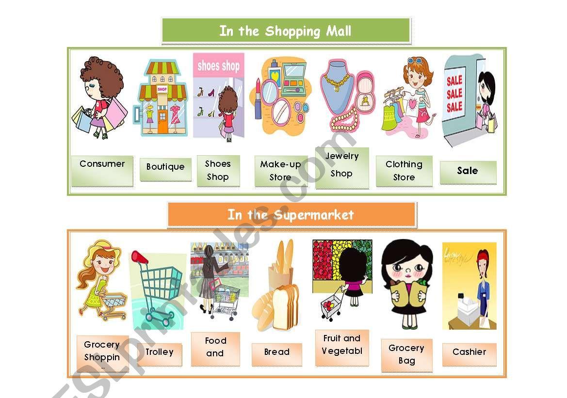 Shopping Mall Amp Supermarket Part 2