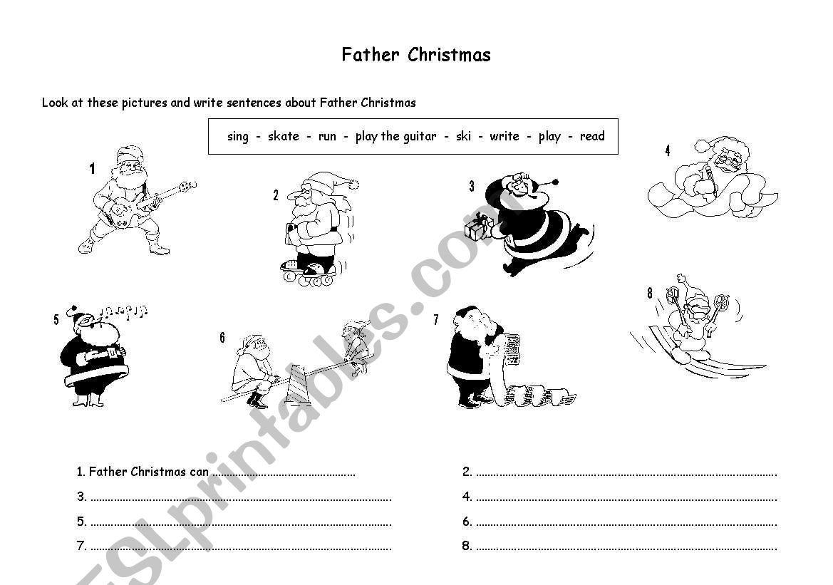 What Can Father Christmas Do