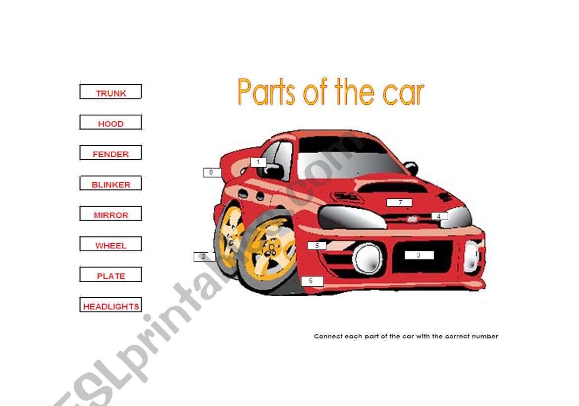 English Worksheets Vocabulary