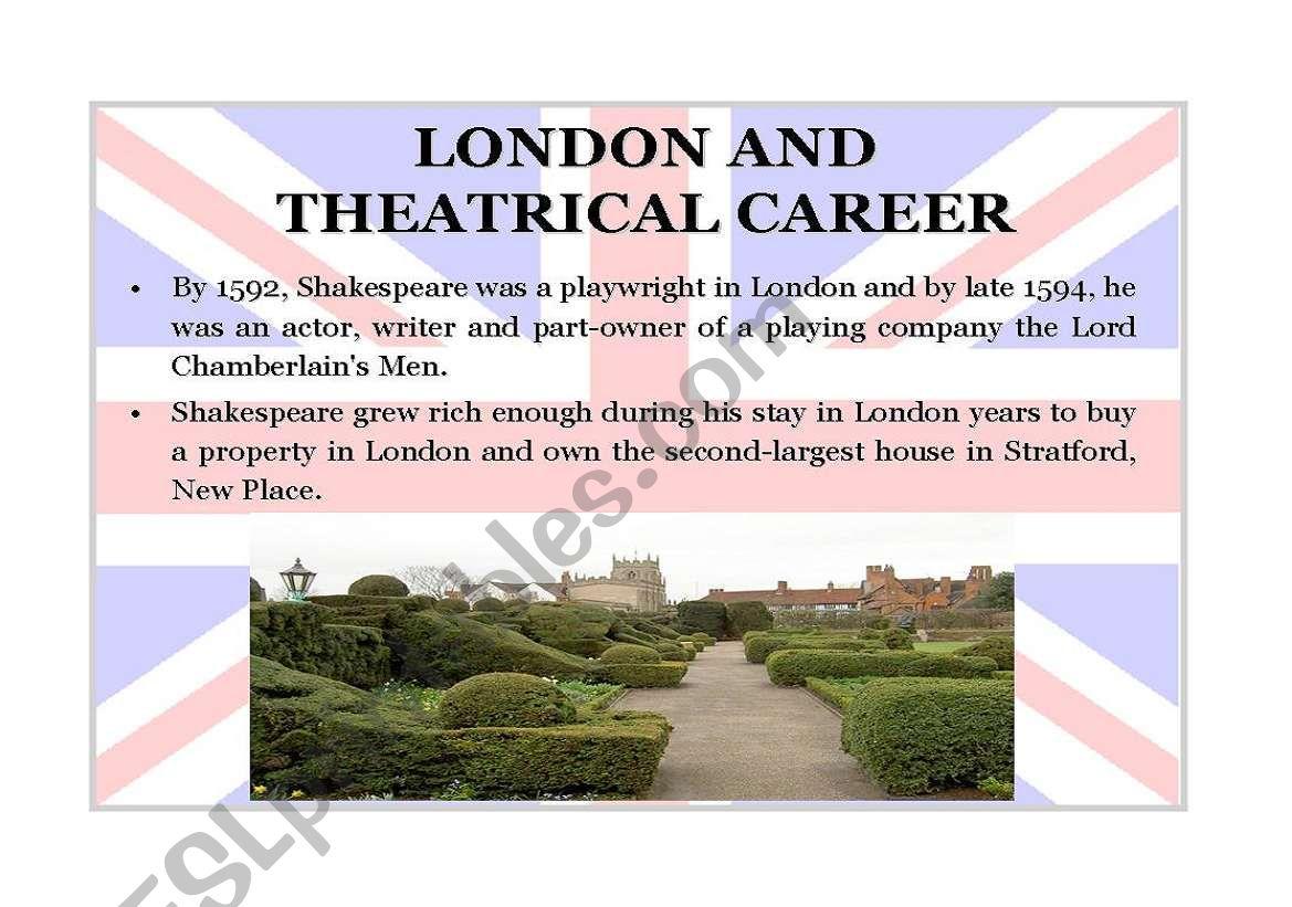 William Shakespeare Part 6