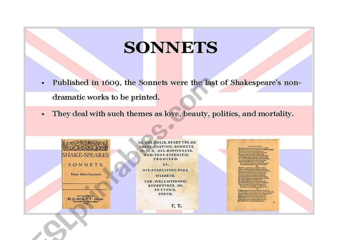 William Shakespeare Part 12