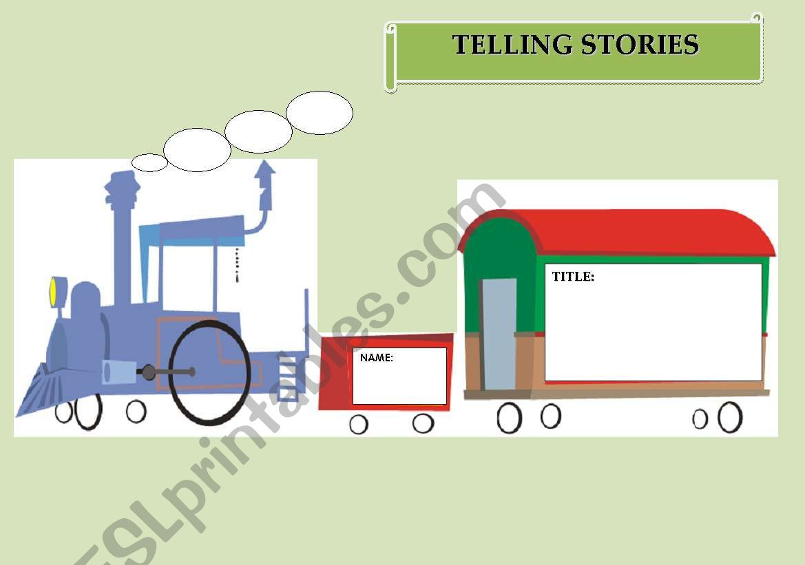 Train For Telling Stories