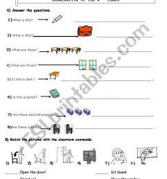 Determiners/Numbers/Family/Commands/Have got - ESL worksheet by sedefgül [ 1169 x 821 Pixel ]