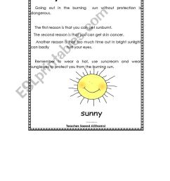 Facts About The Sun Worksheet   Printable Worksheets and Activities for  Teachers [ 1641 x 1157 Pixel ]