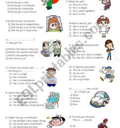 revision for 5th grades - ESL worksheet by nigyy [ 1169 x 821 Pixel ]