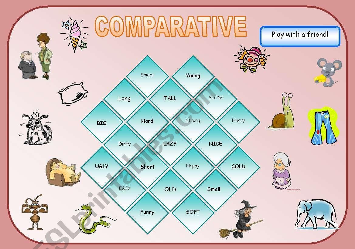 Comparative Boardgame