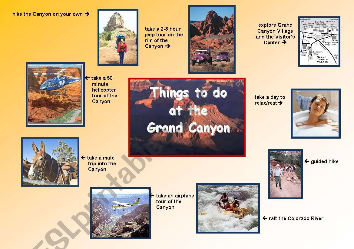 A Trip To The Grand Canyon 3 3