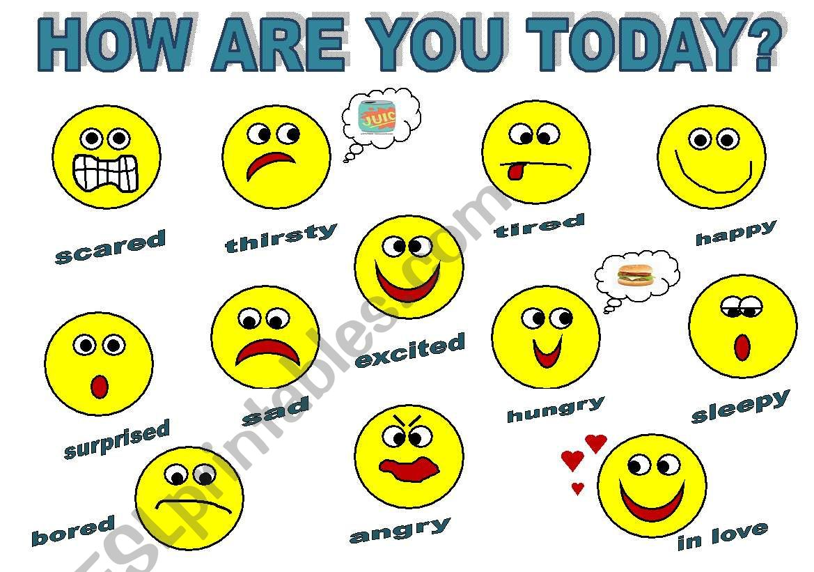 How Are You Today