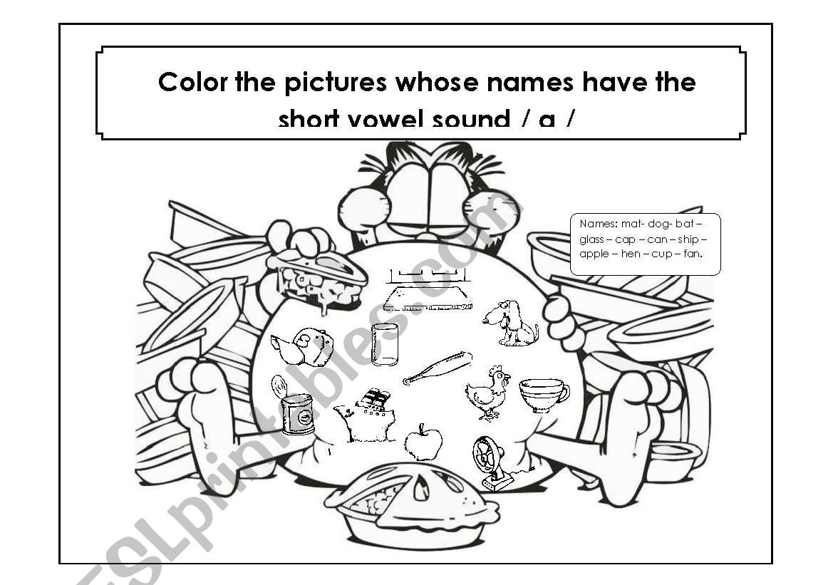 Short Vowel Stories To Print