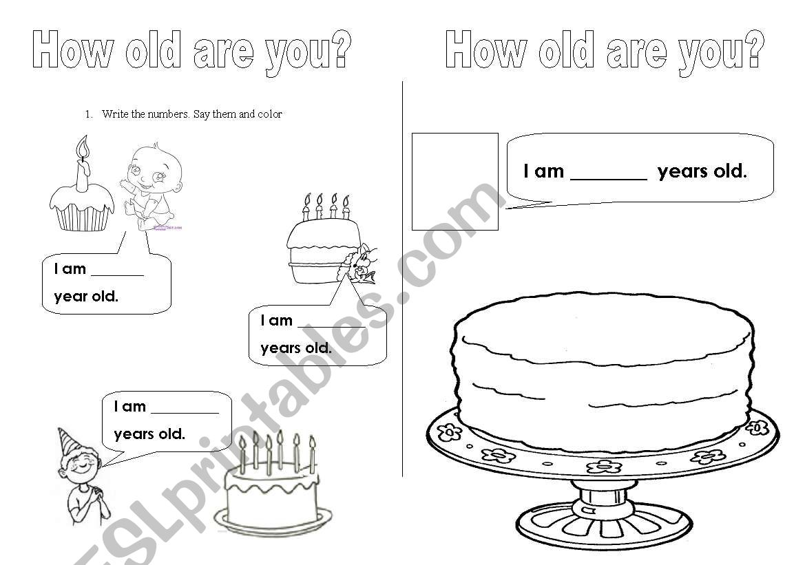 9 Year Old Worksheets