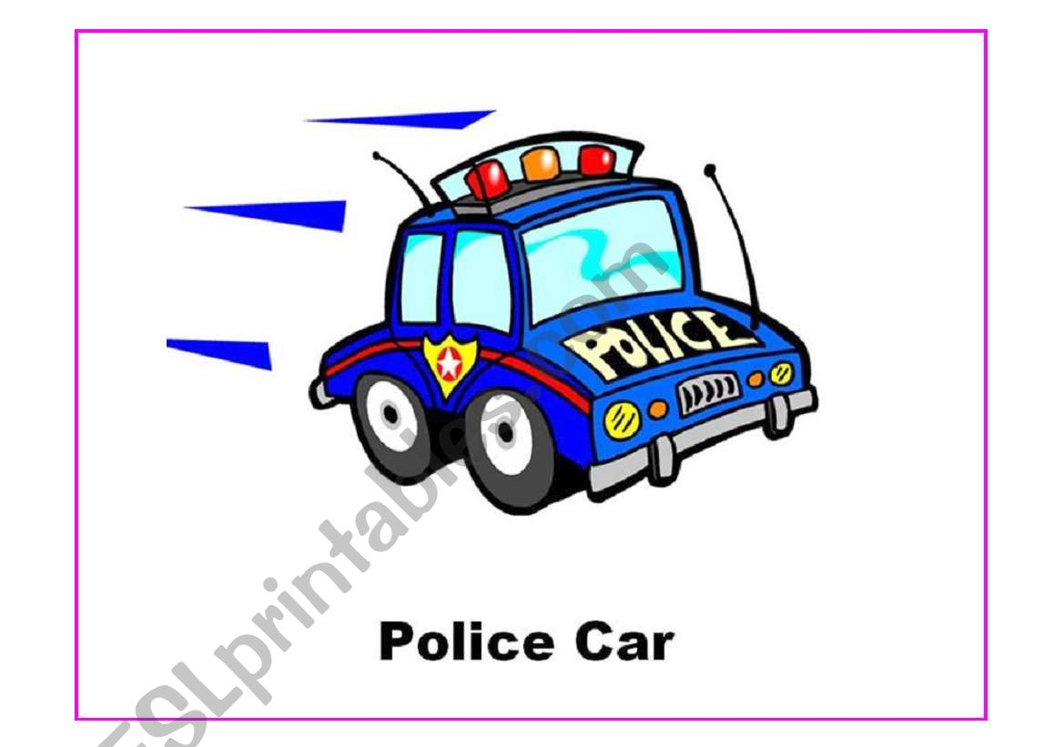 Emergency Services Flashcards
