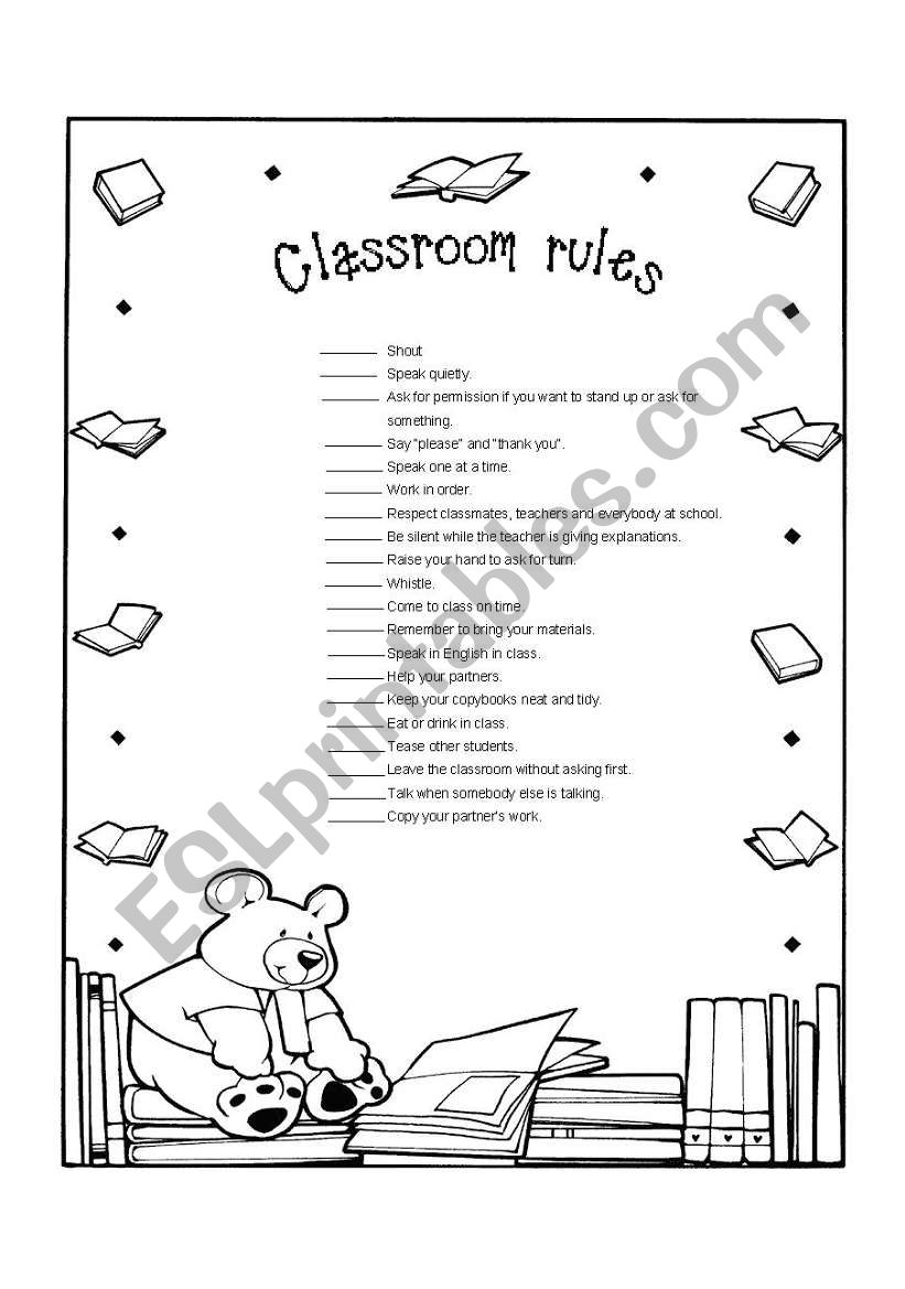 Cozy Classroom Rules Images Our Class Rules Creative