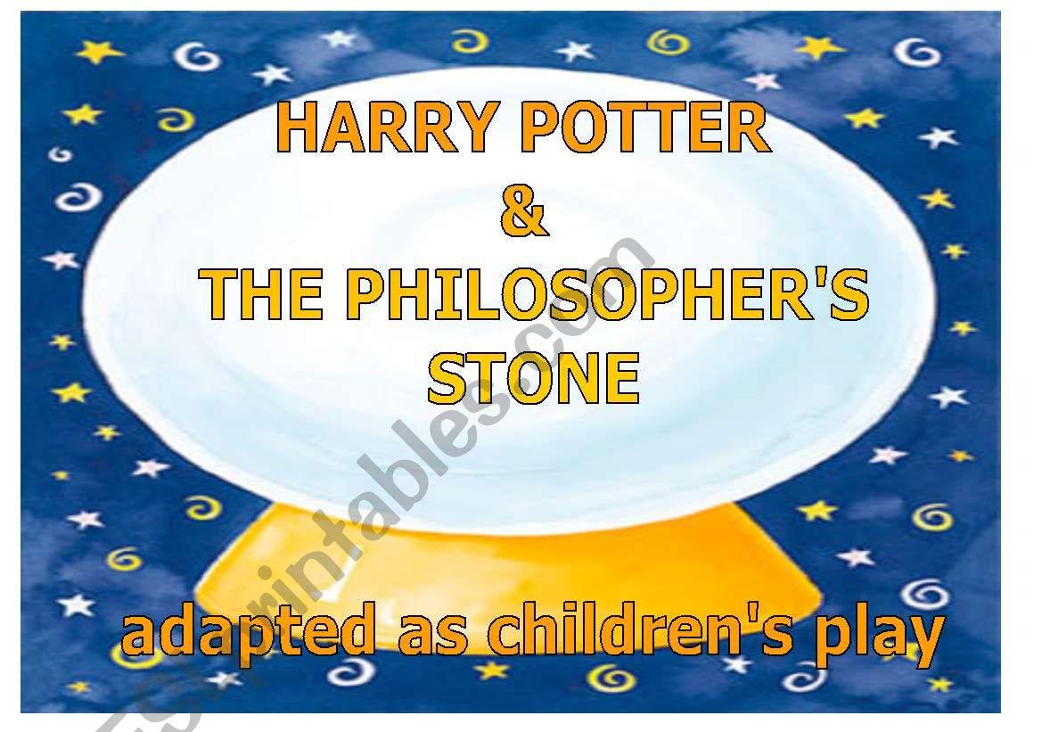 Harry Potter Amp The Philosopher S Stone