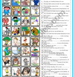 OPPOSITE ADJECTIVES- EXERCISES (B\u0026W VERSION INCLUDED) - ESL worksheet by  Katiana [ 1169 x 821 Pixel ]