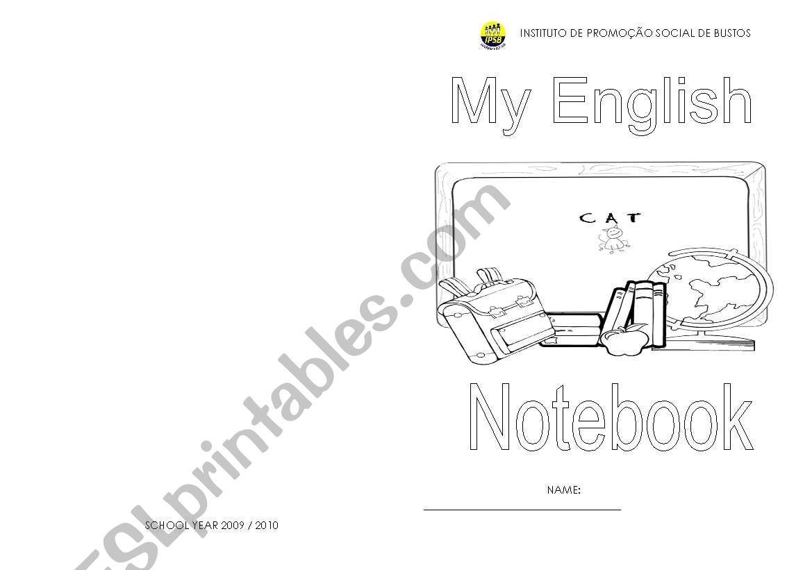 My English Notebook