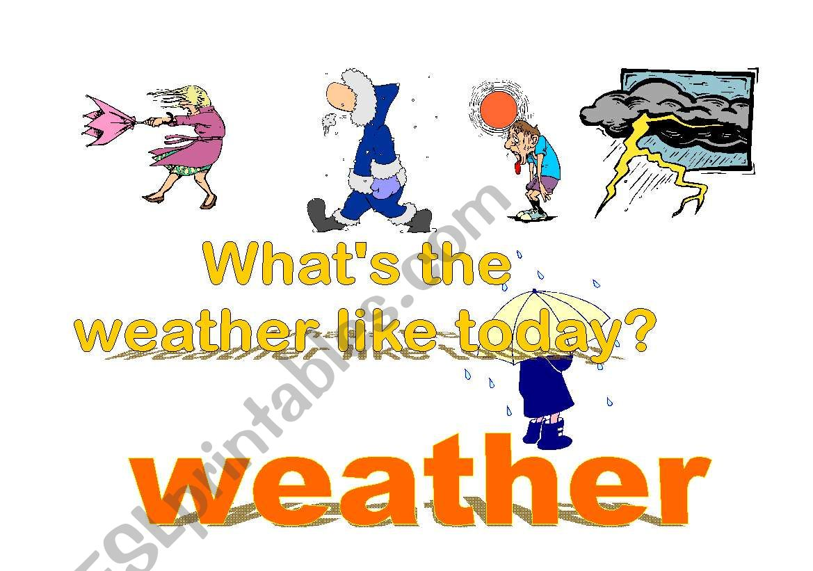 Weather Part 2