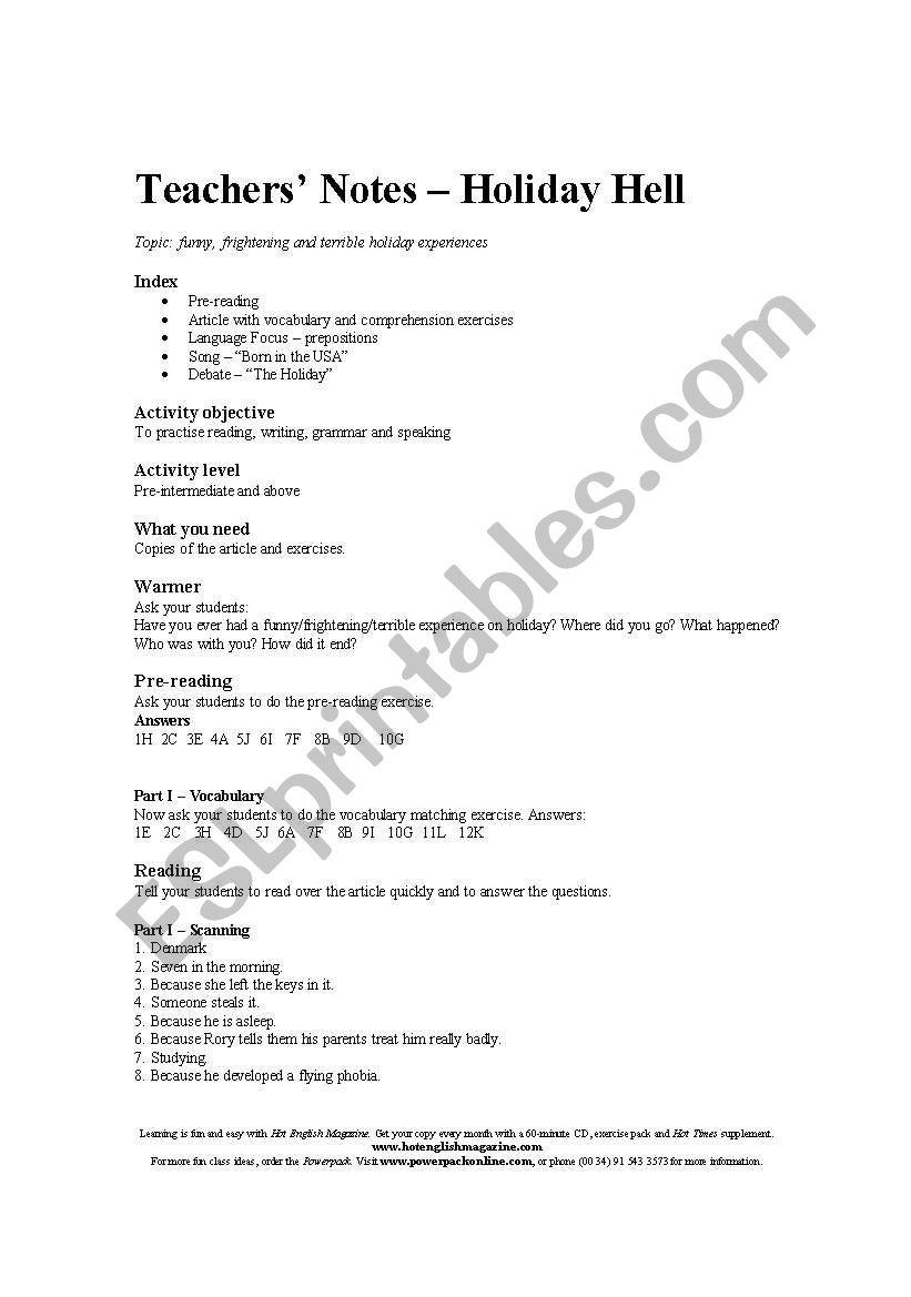 medium resolution of English worksheets: Reading comprehension