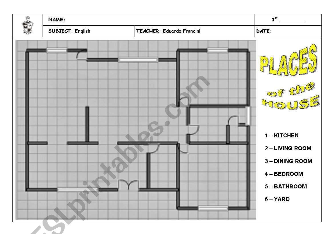 House Floor Plant