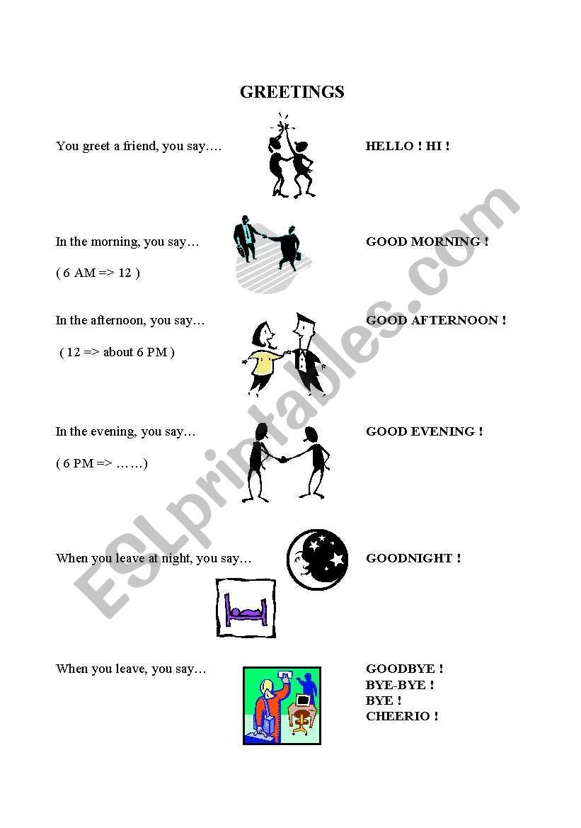English worksheets: Beginner Speaking Activity
