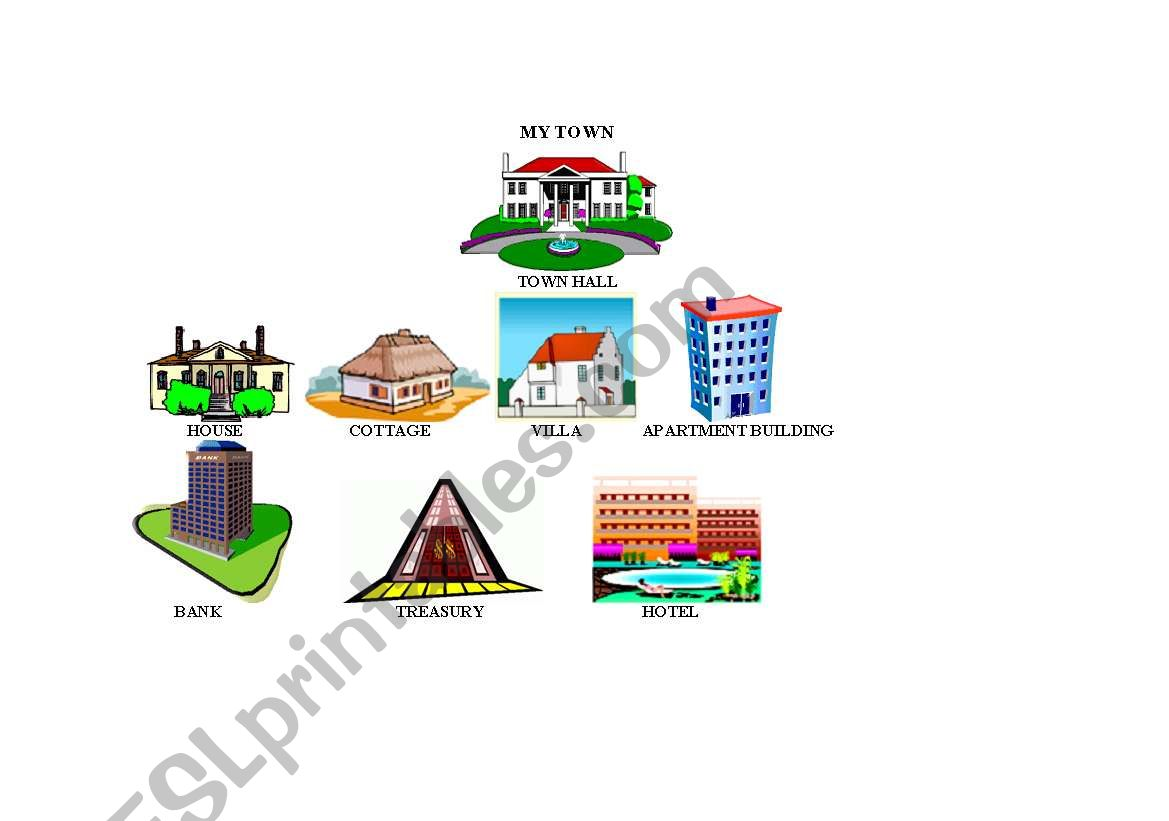My Town Pictures