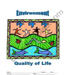 climate change - ESL worksheet by margaridavis [ 1169 x 821 Pixel ]