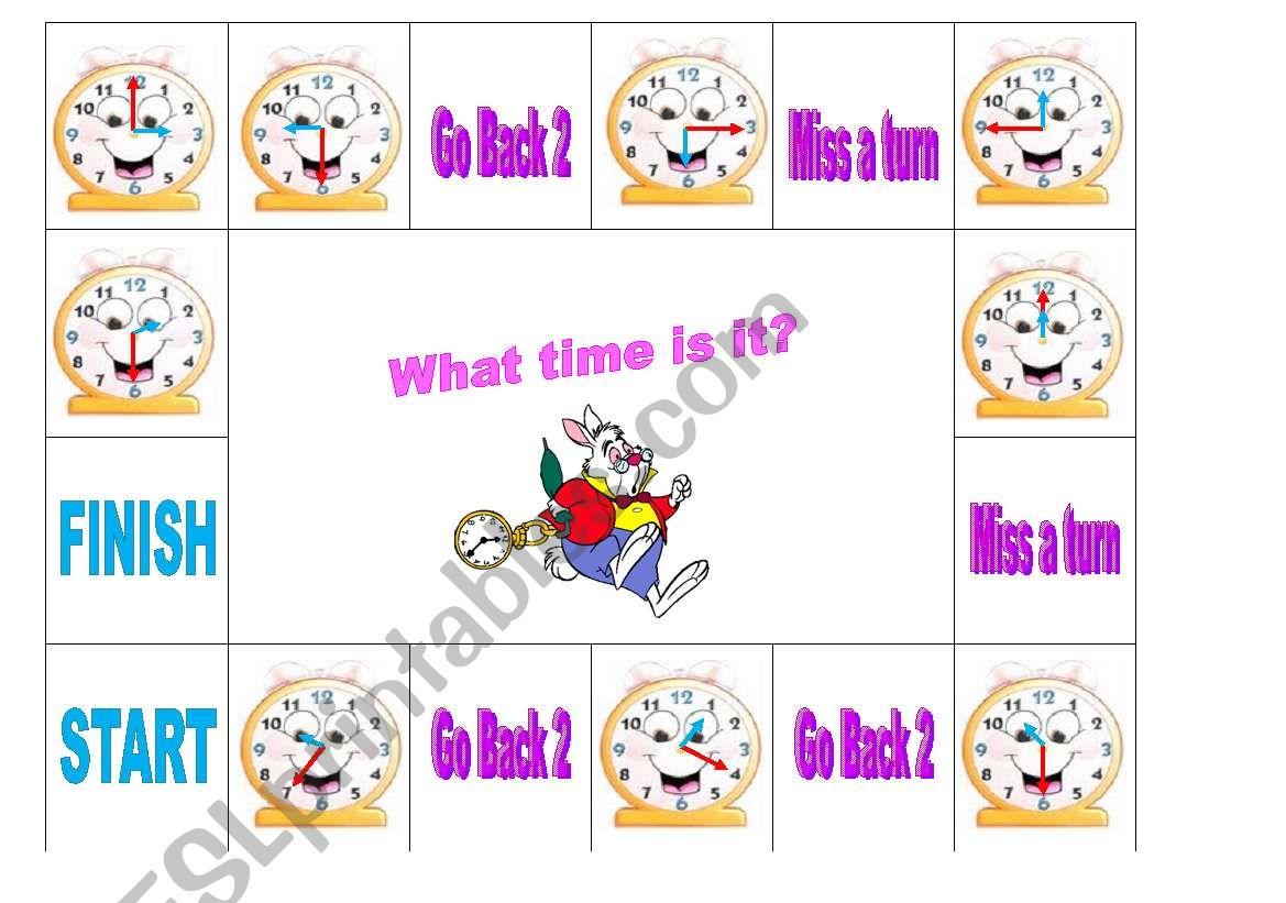 White Rabbit Board Game