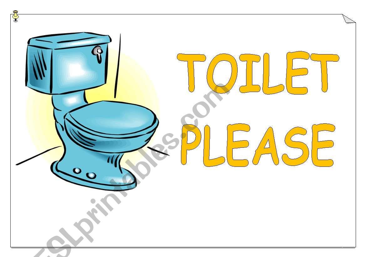 Toilet Please