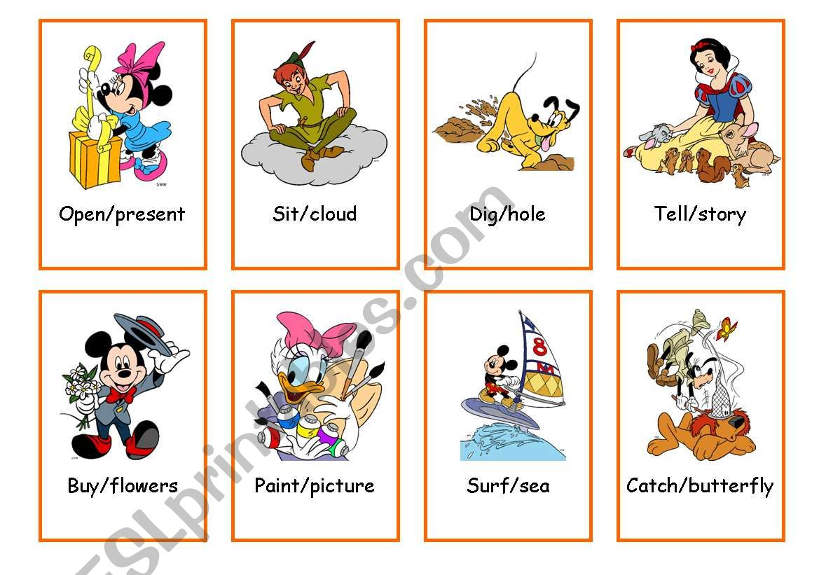 Tenses Flashcards 5
