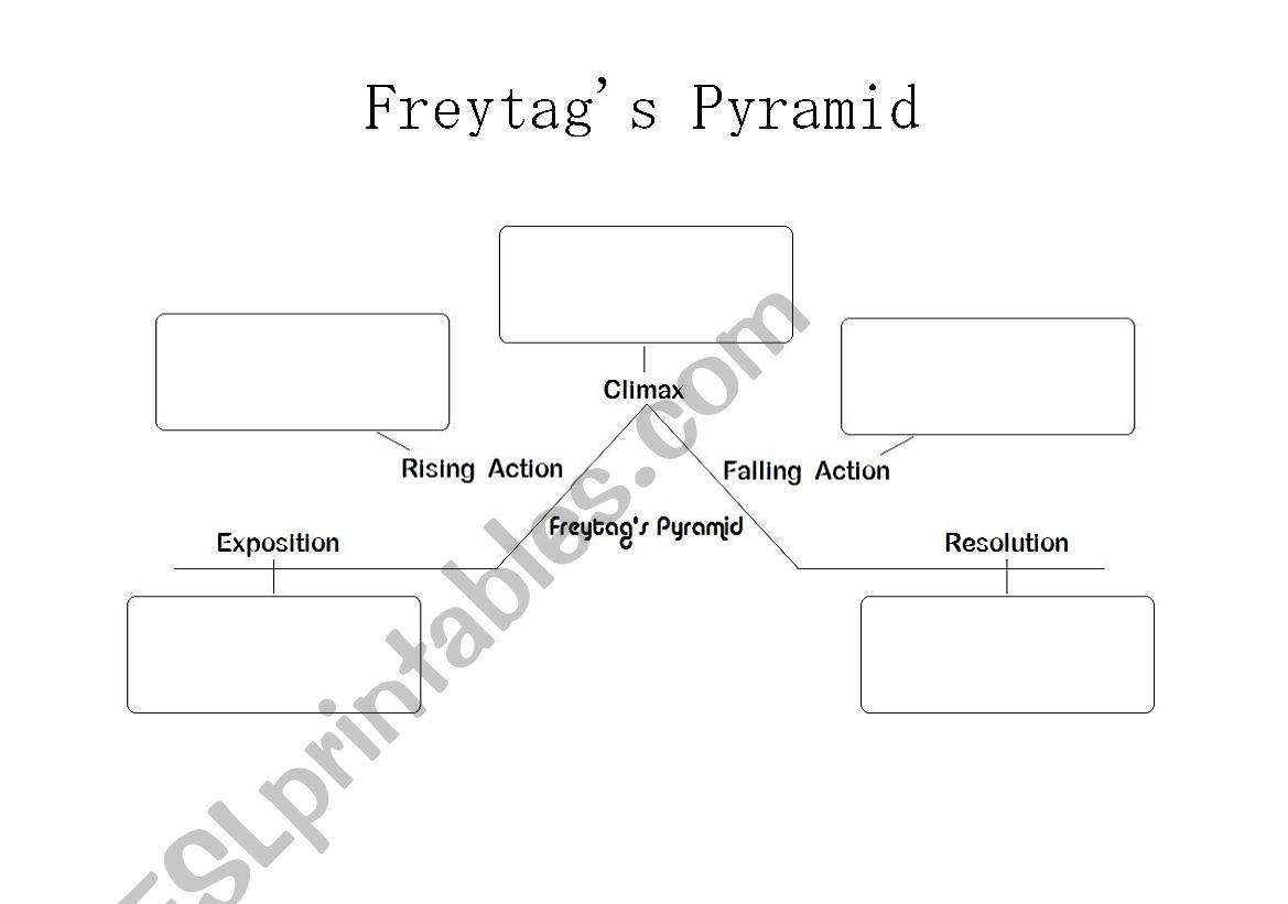 Printable Pyramid Worksheet