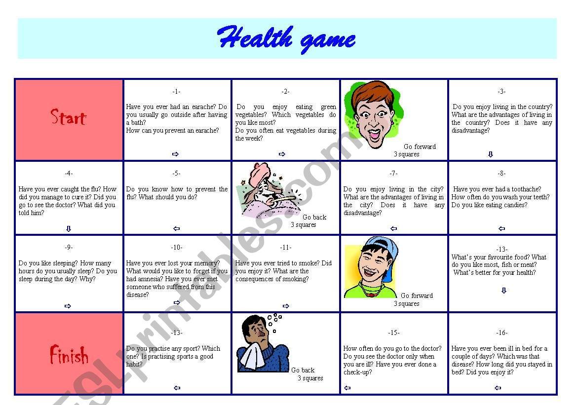 Health Game