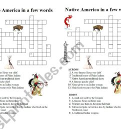 Native American Hostory Worksheet   Printable Worksheets and Activities for  Teachers [ 821 x 1169 Pixel ]
