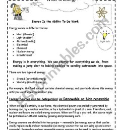 energy and electricity - ESL worksheet by cornelia.agnes [ 1169 x 821 Pixel ]