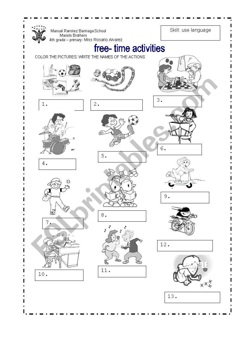 Image Result For Free Worksheets Words