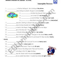Interrogative Pronouns - ESL worksheet by lhmoniz [ 1169 x 821 Pixel ]