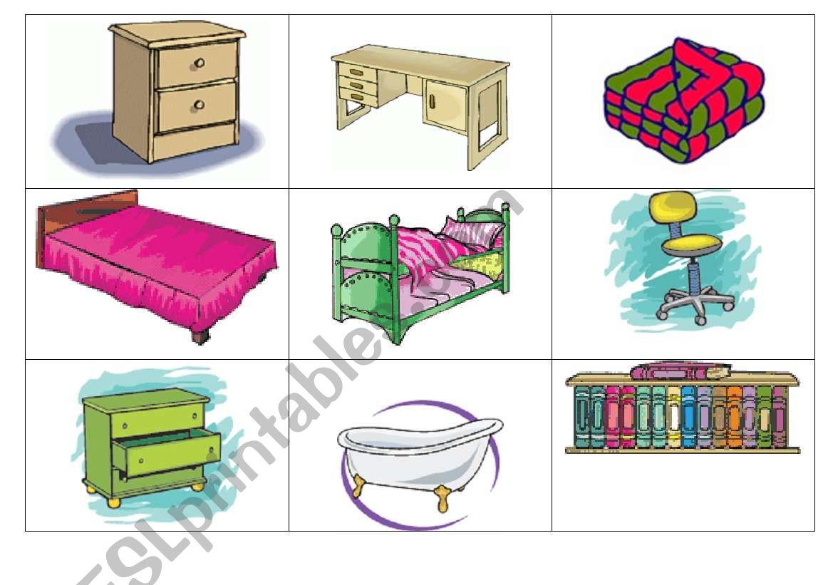 Furniture Memory Set 1 Of 2