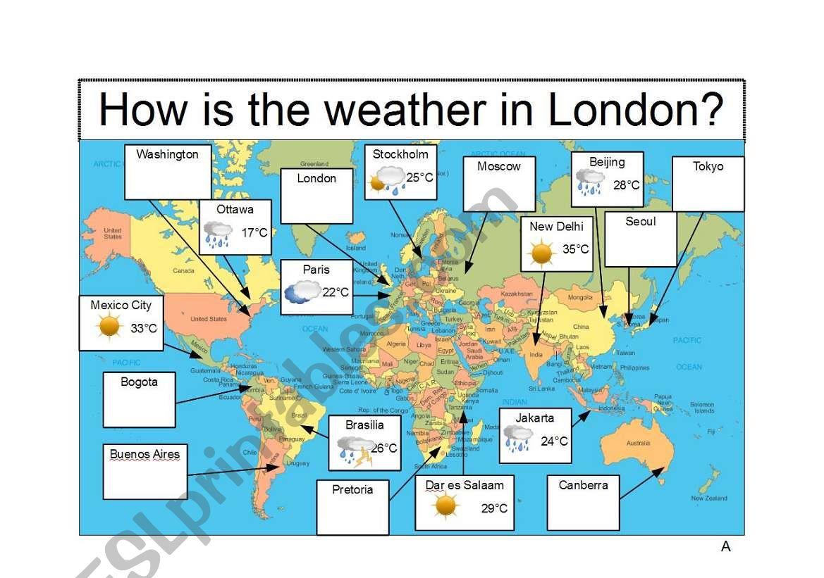 Weather Information Gap
