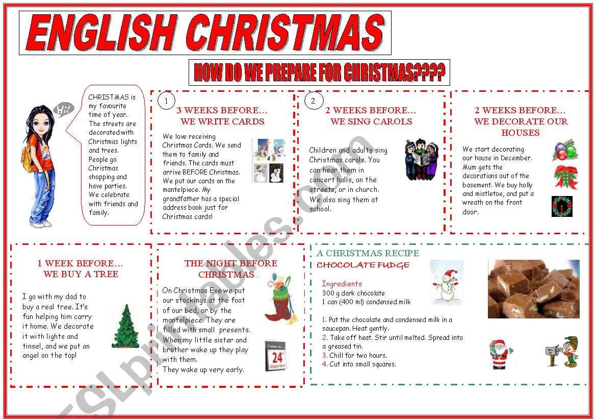 English Christmas