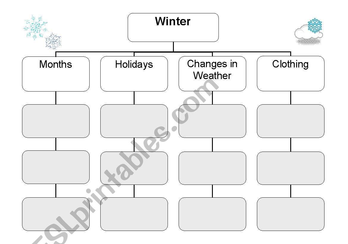Webbing Winter