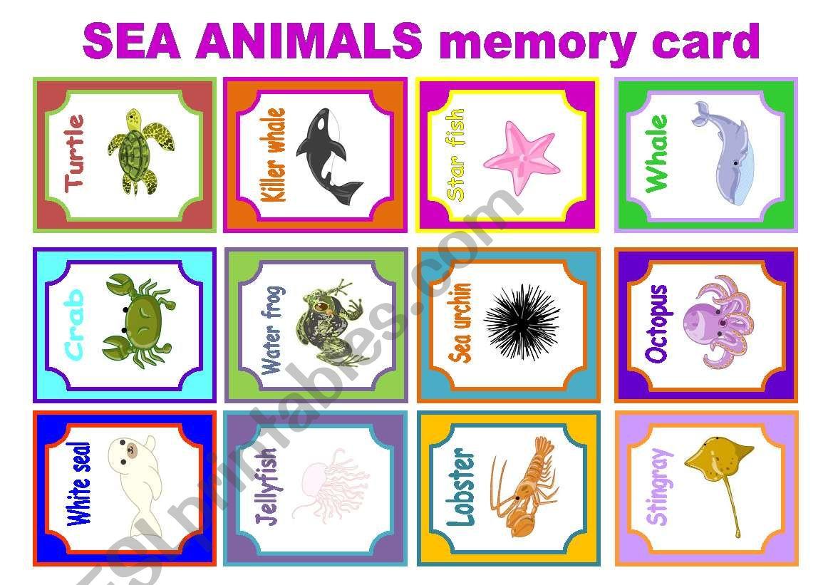 Card Game Worksheet