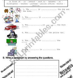 jobs worksheet grade 2 - ESL worksheet by toygun [ 1169 x 821 Pixel ]