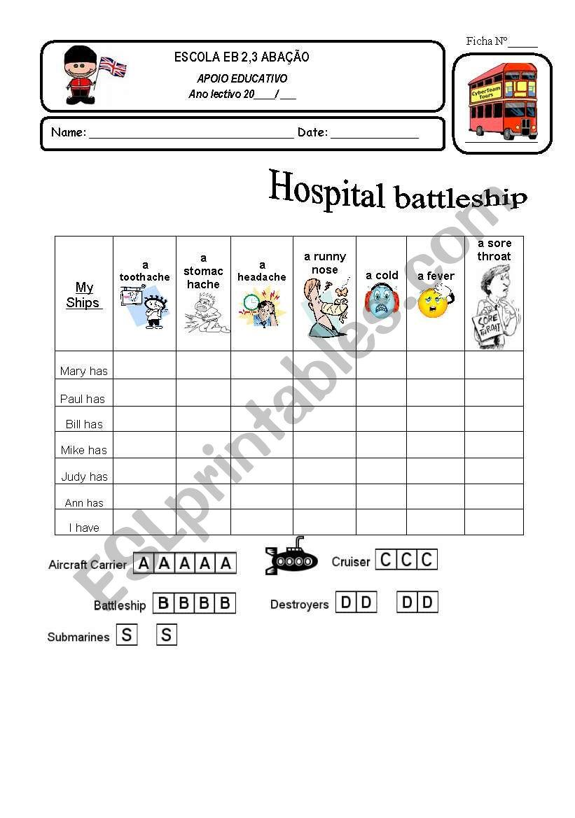 Hospital Battleship